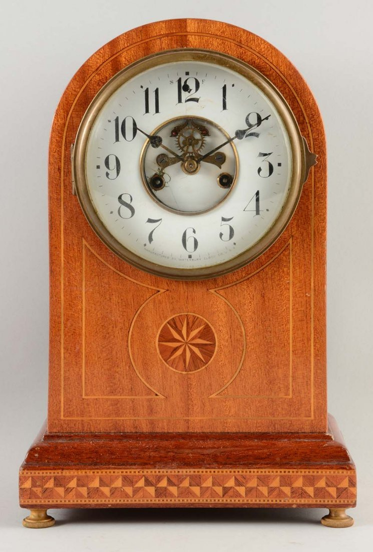 Waterbury Bath Clock.