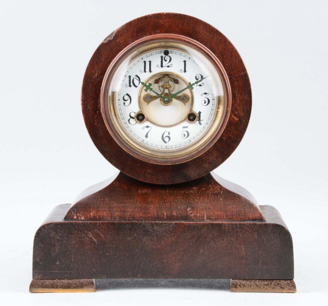 """Waterbury """"Wales"""" Model Clock"""
