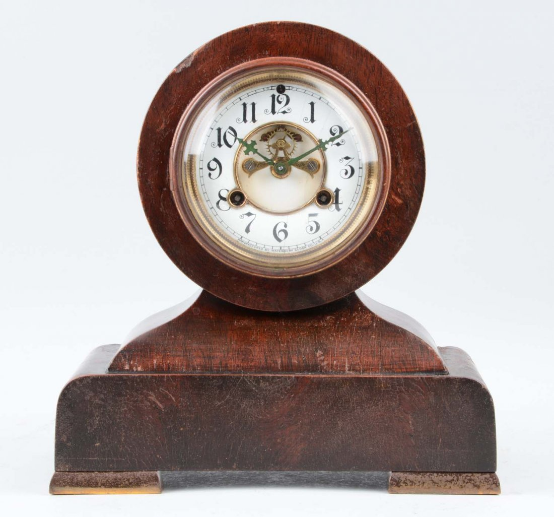 "Waterbury ""Wales"" Model Clock"
