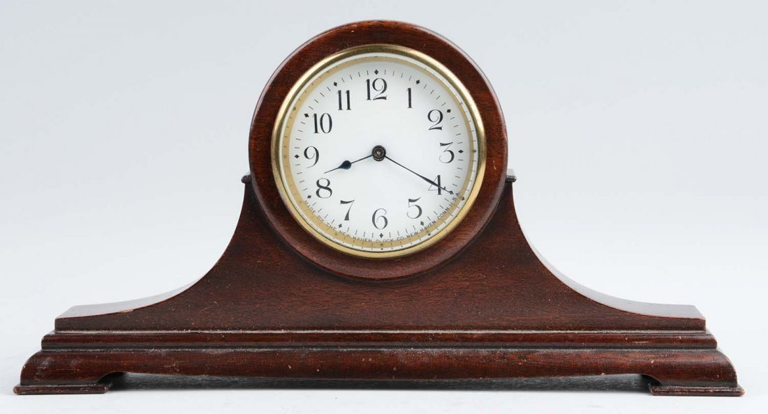New Haven Small Tambour Clock