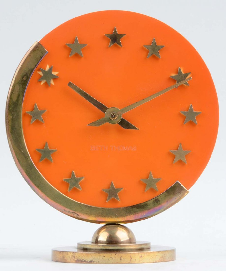 Seth Thomas Art Deco Clock.