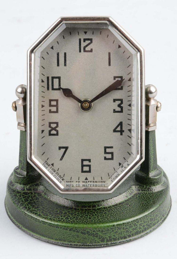 Lux Desk Clock.
