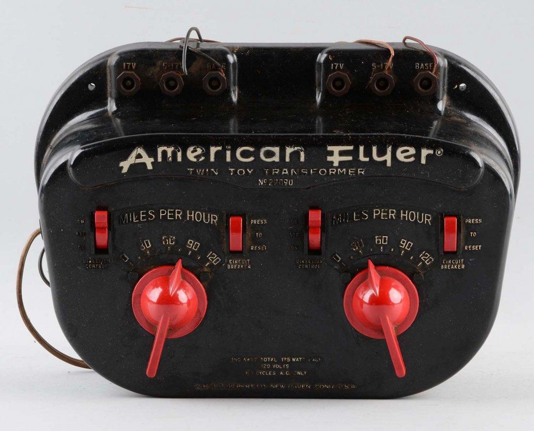 American Flyer No. 22090 Transformer.