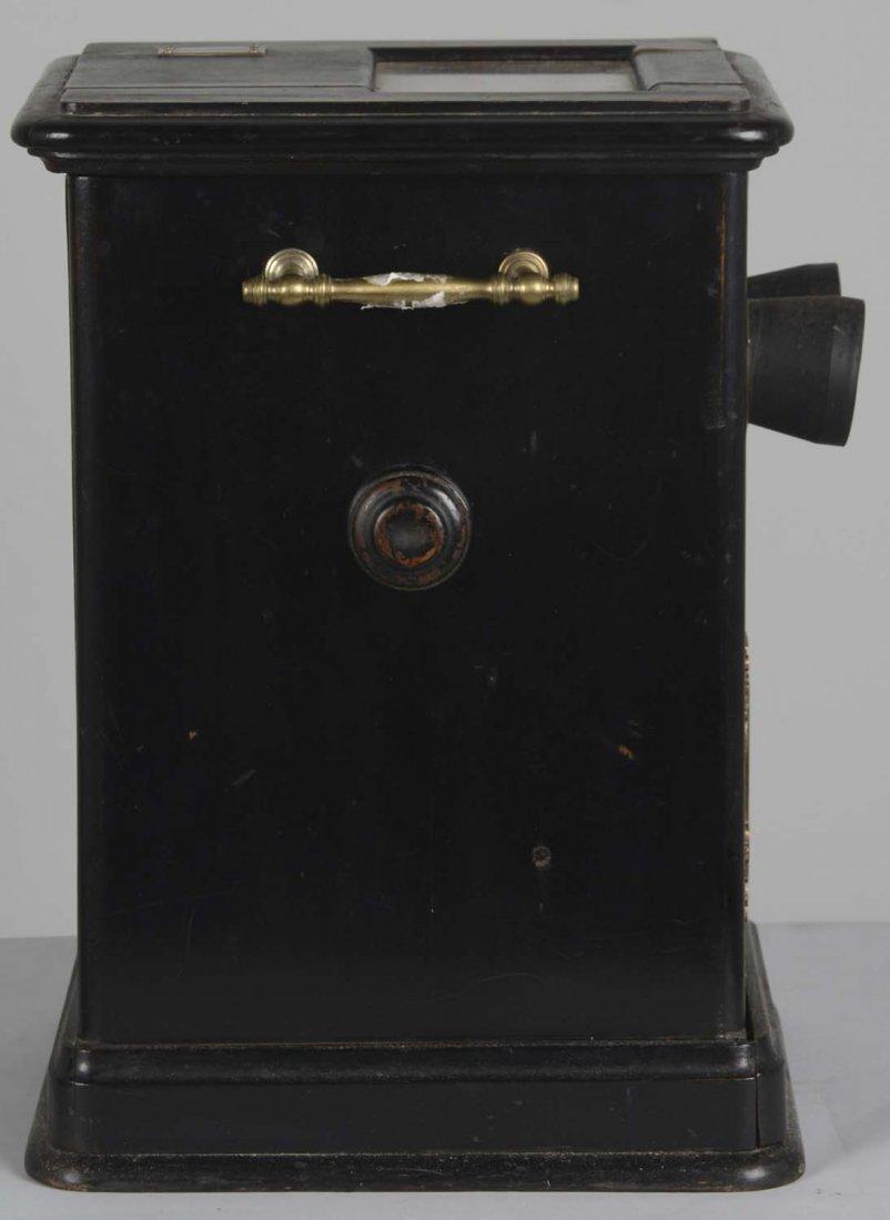 Coin-Op Countertop Flip Card Viewer Stereoscope - 5