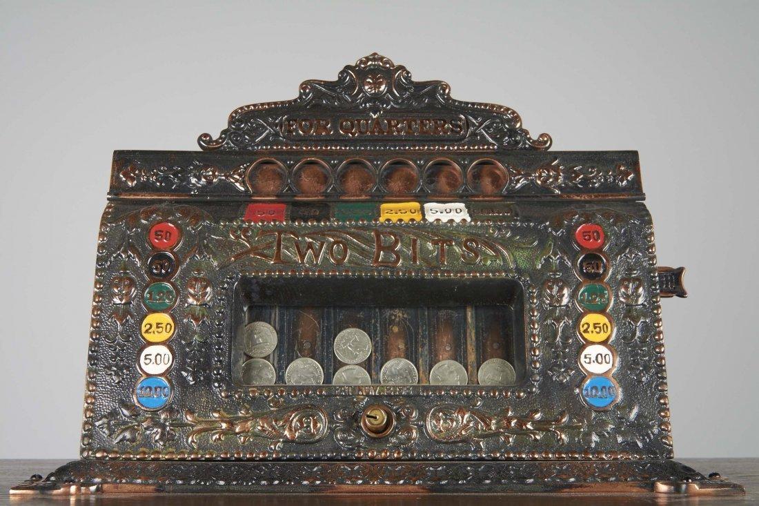 **25¢ Mills Dewey Jackpot Musical Slot Machine - 2