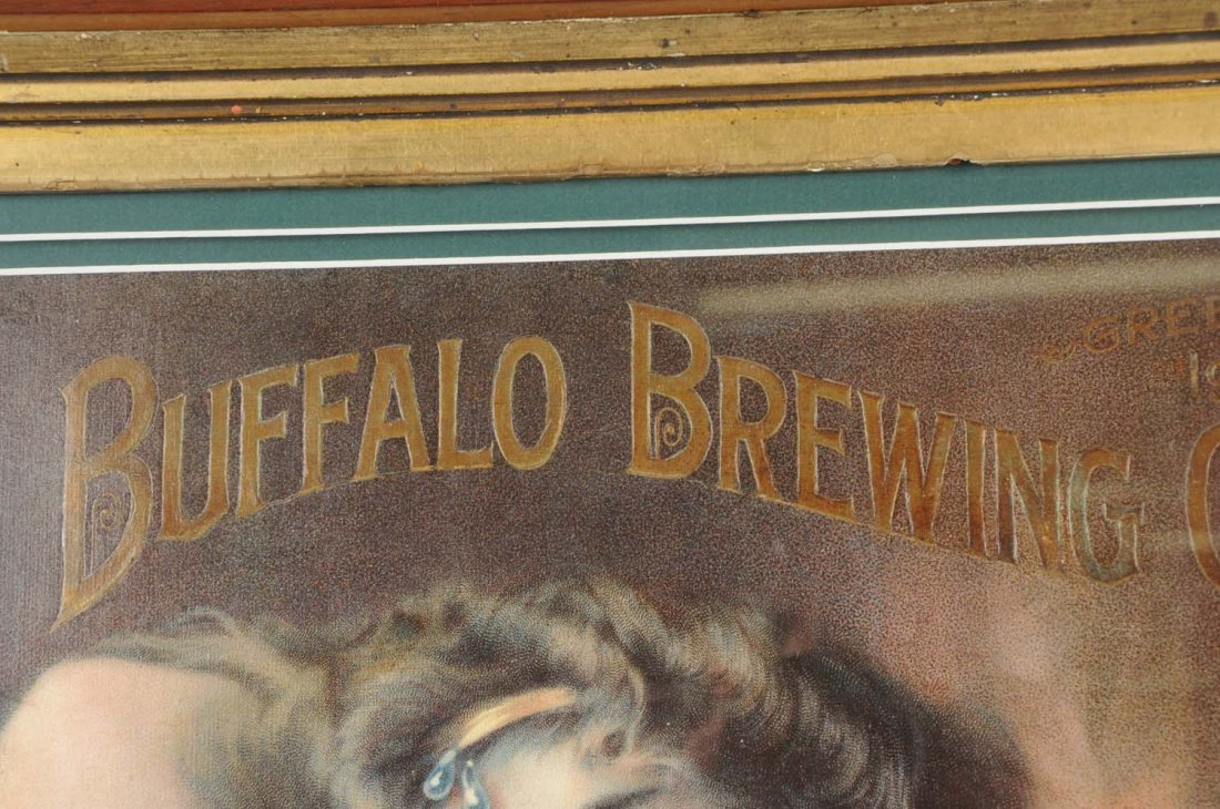1909 Buffalo Brewing Co. Advertising Calendar - 5