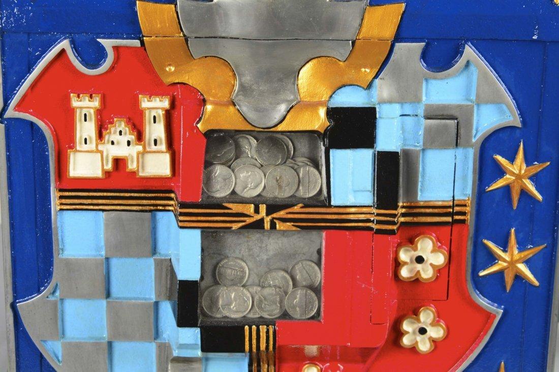 **5¢ Mills Blue Front Gold Award Slot Machine - 3