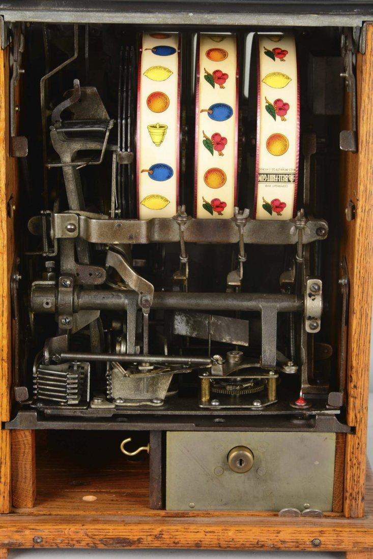 **5¢ Mills War Eagle Slot Machine - 6