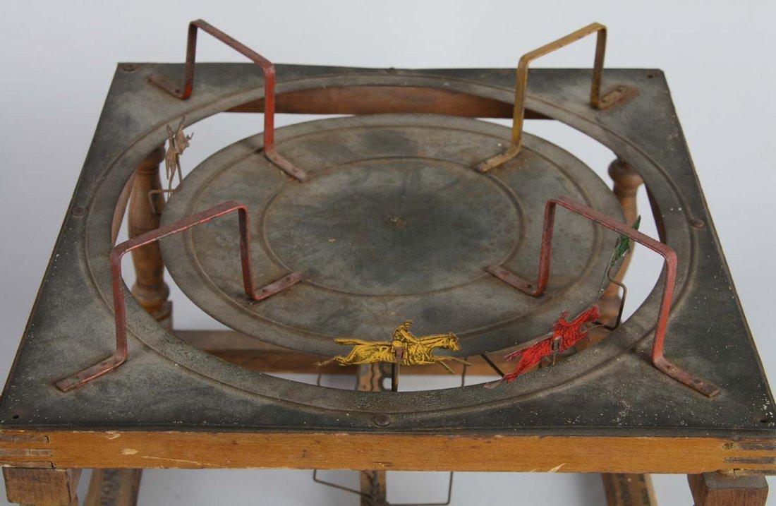 Lot Of 2: Horse Racing Gambling Wheels - 2