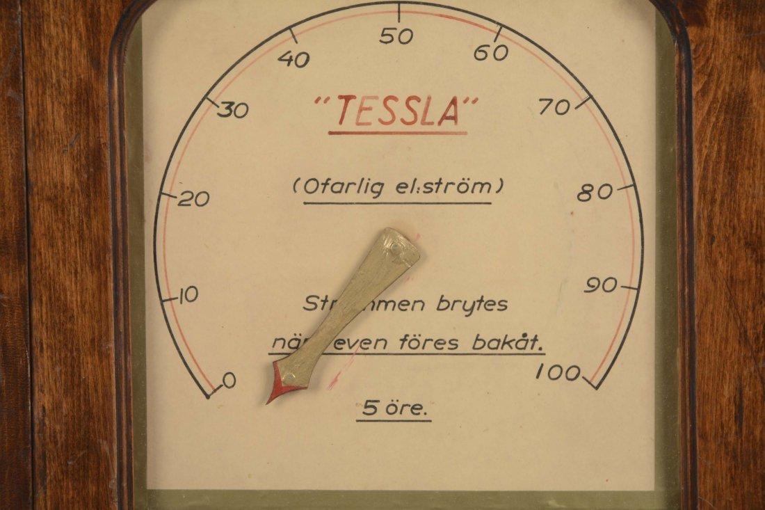 "Coin-Op ""Tessla"" Swedish Electric Shock Machine - 2"