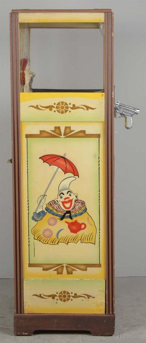 1D Haydon Mfg. Clown Shooter Floor Model Arcade Machine - 5