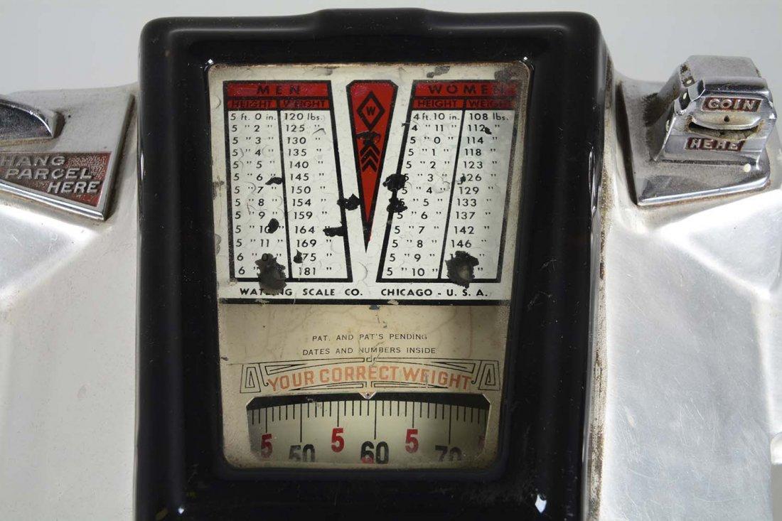 Watling Tom Thumb Penny Scale - 4