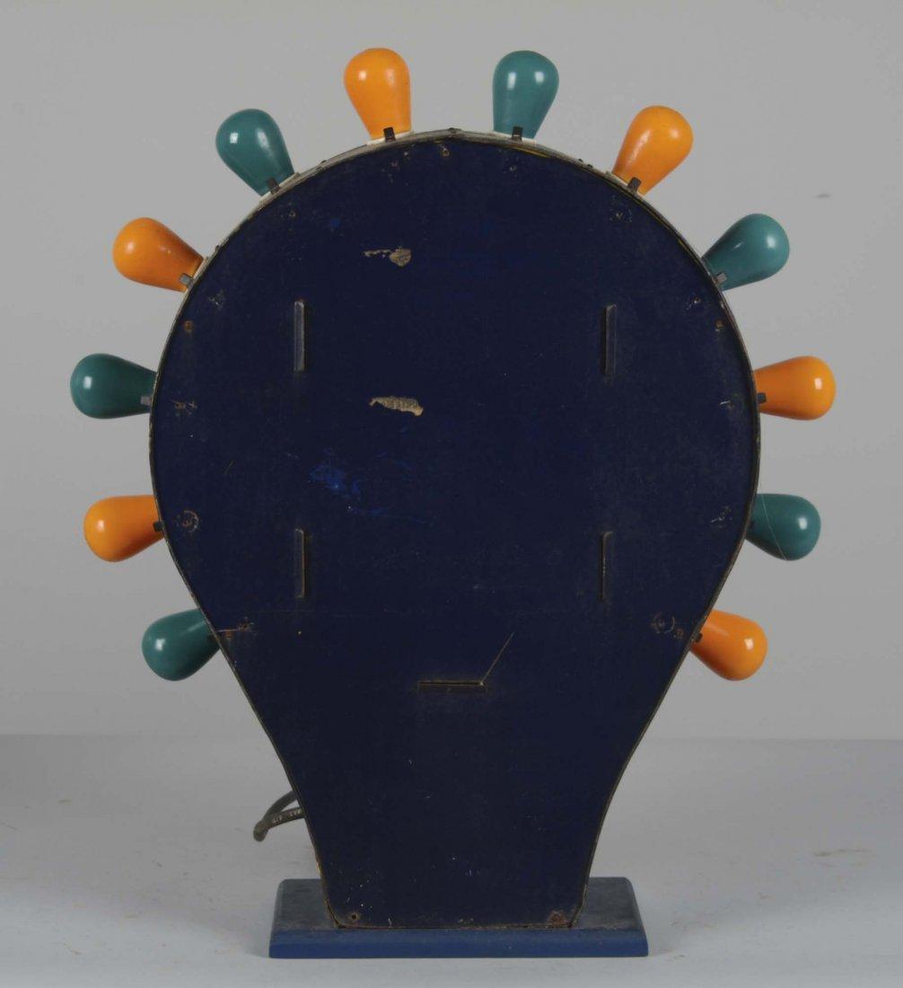 Edison Mazda Lamp Store Display - 2