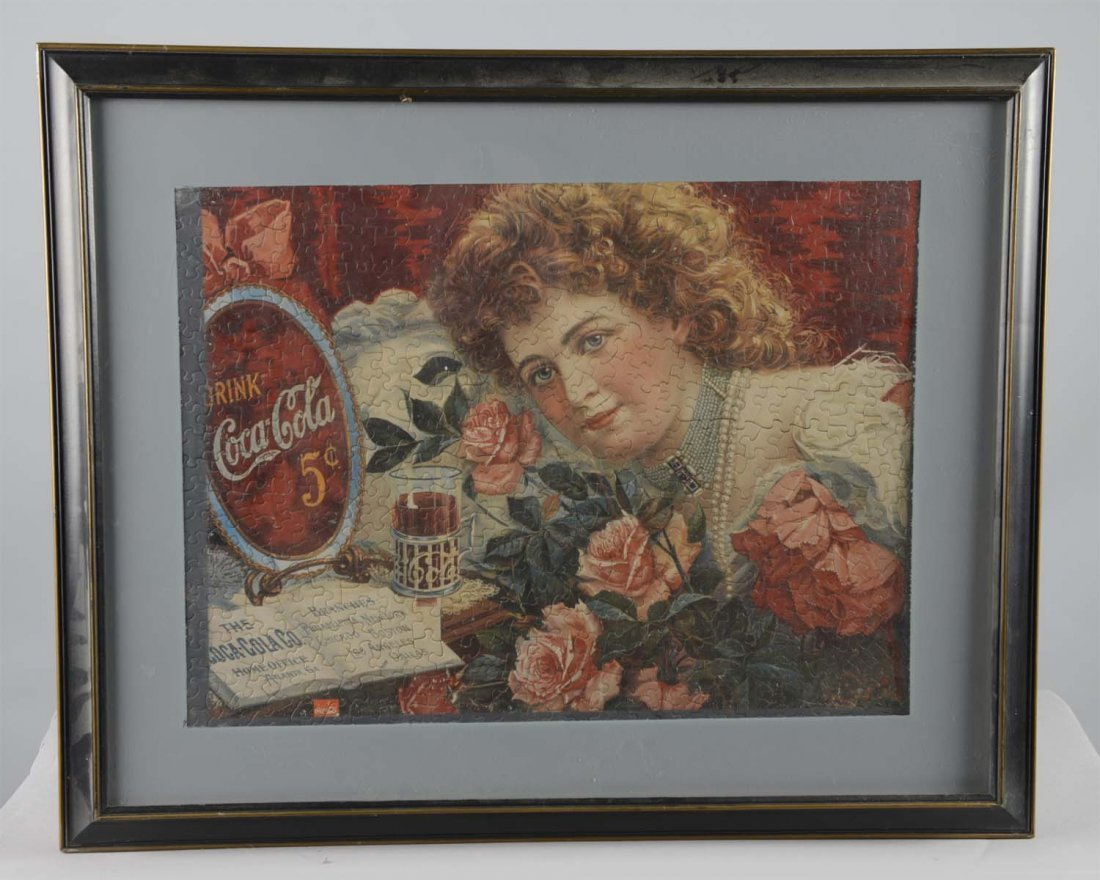 Lot Of 4: Coca Cola Advertising Items - 3