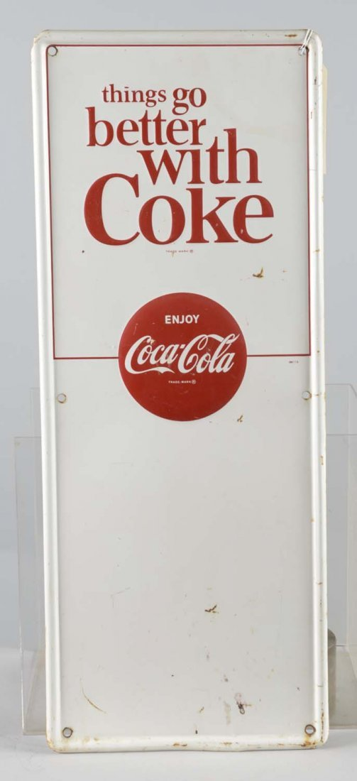 Lot Of 4: Coca Cola Advertising Items - 5