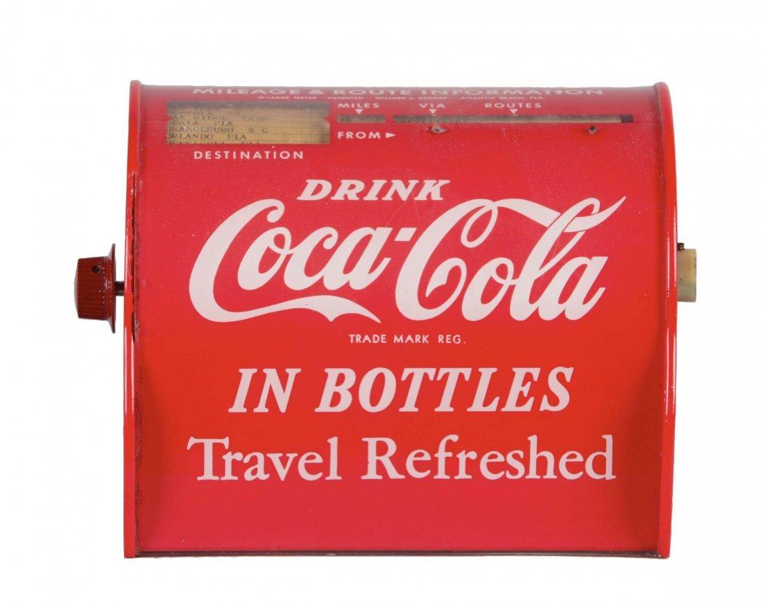 Coca-Cola Mileage Meter