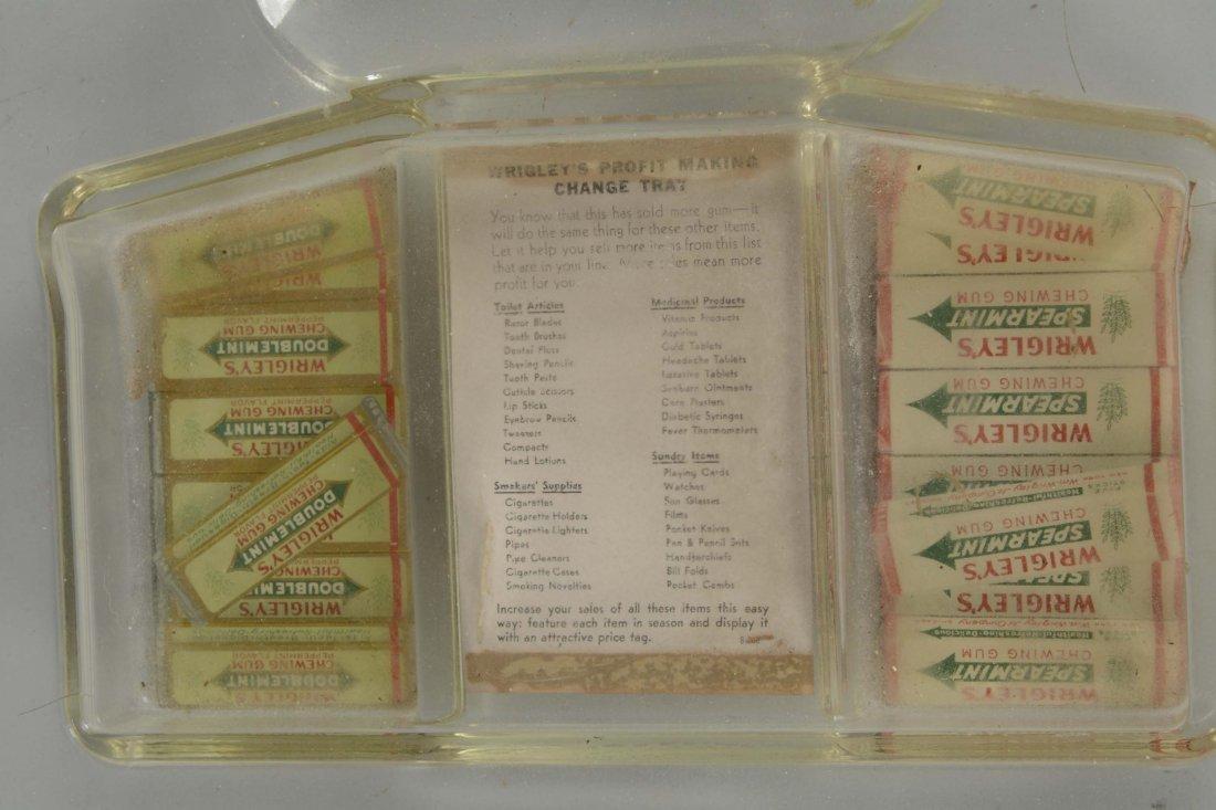 Wrigley's Gum Glass Change Tray - 2