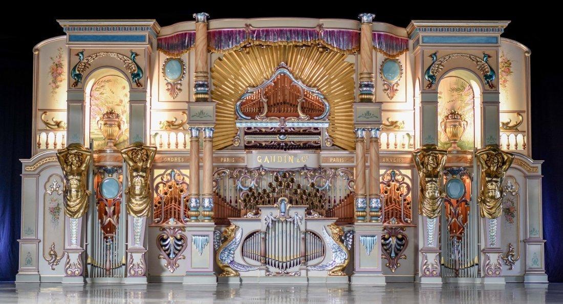 Gaudin 125 Key Dance Organ - 2