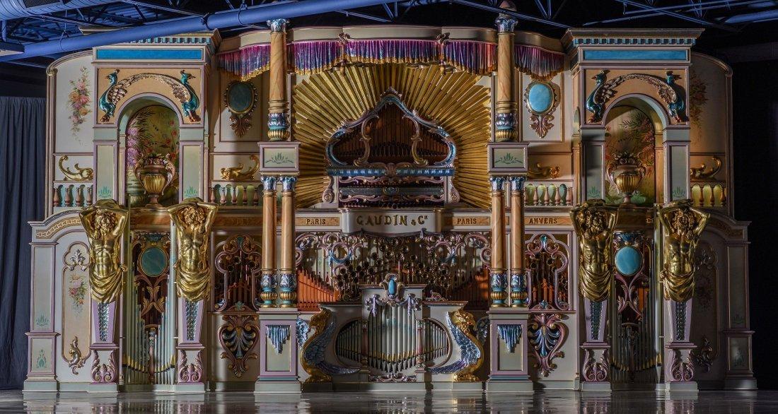 Gaudin 125 Key Dance Organ - 3