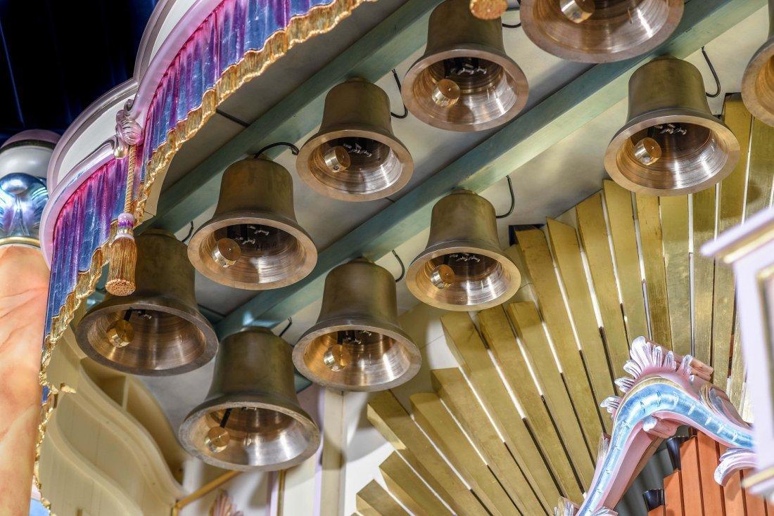 Gaudin 125 Key Dance Organ - 8
