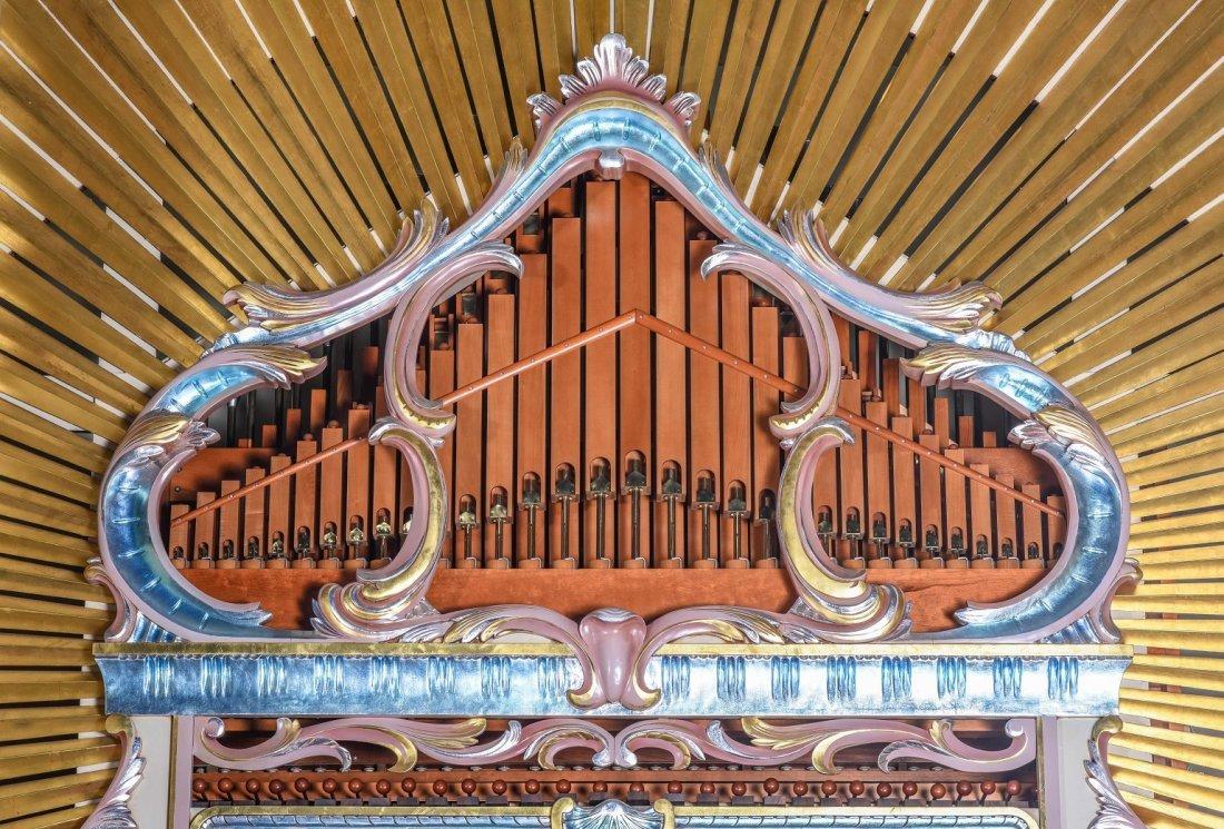 Gaudin 125 Key Dance Organ - 9