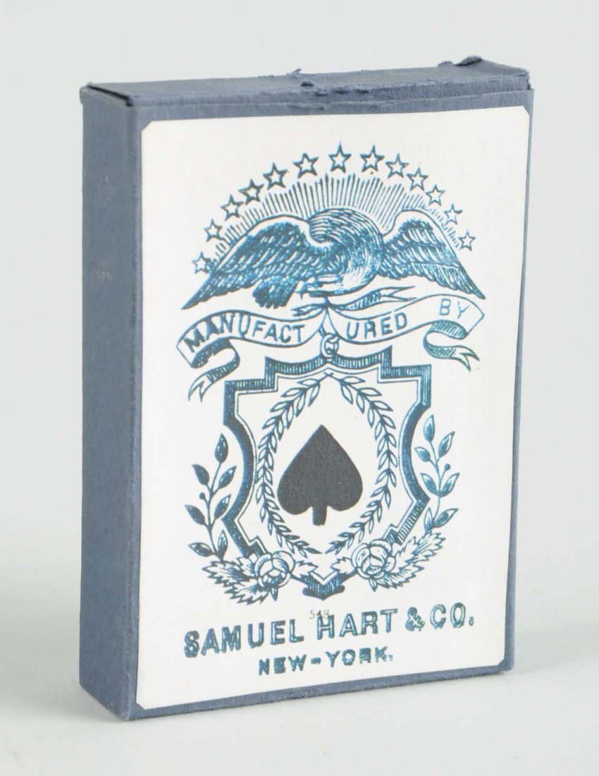 Early Samuel Hart & Co. Playing Cards In Box - 2