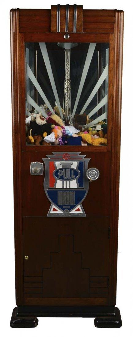 5¢ Exhibit Imperial Arcade Machine