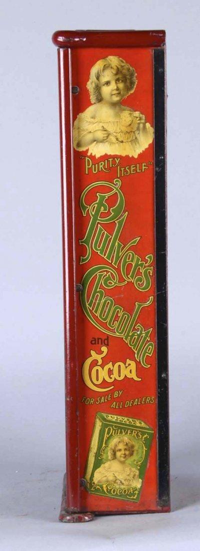 1¢ Pulver Chocolate Cocoa & Gum Vending Machine - 2