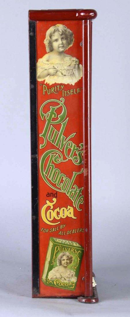 1¢ Pulver Chocolate Cocoa & Gum Vending Machine - 3