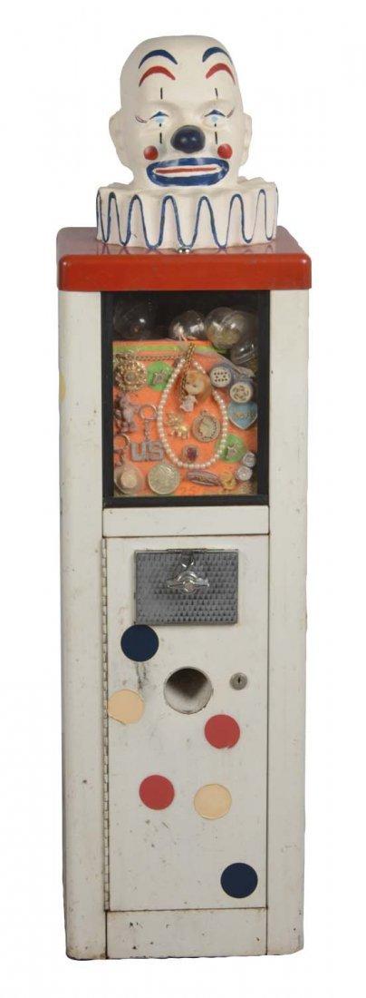 25¢ King Koin Capsule Vending Machine