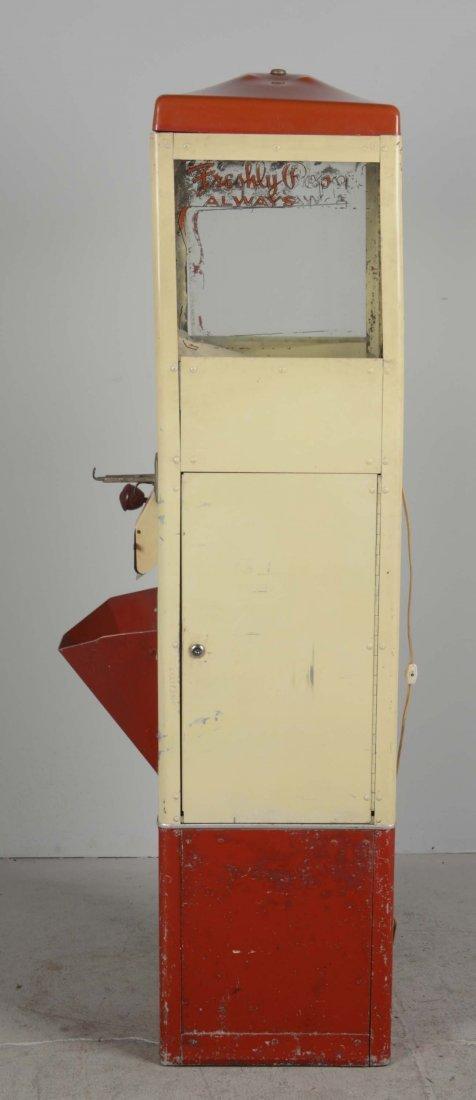 Hawkeye Novelty Popt Corn Popcorn Vending Machine - 2
