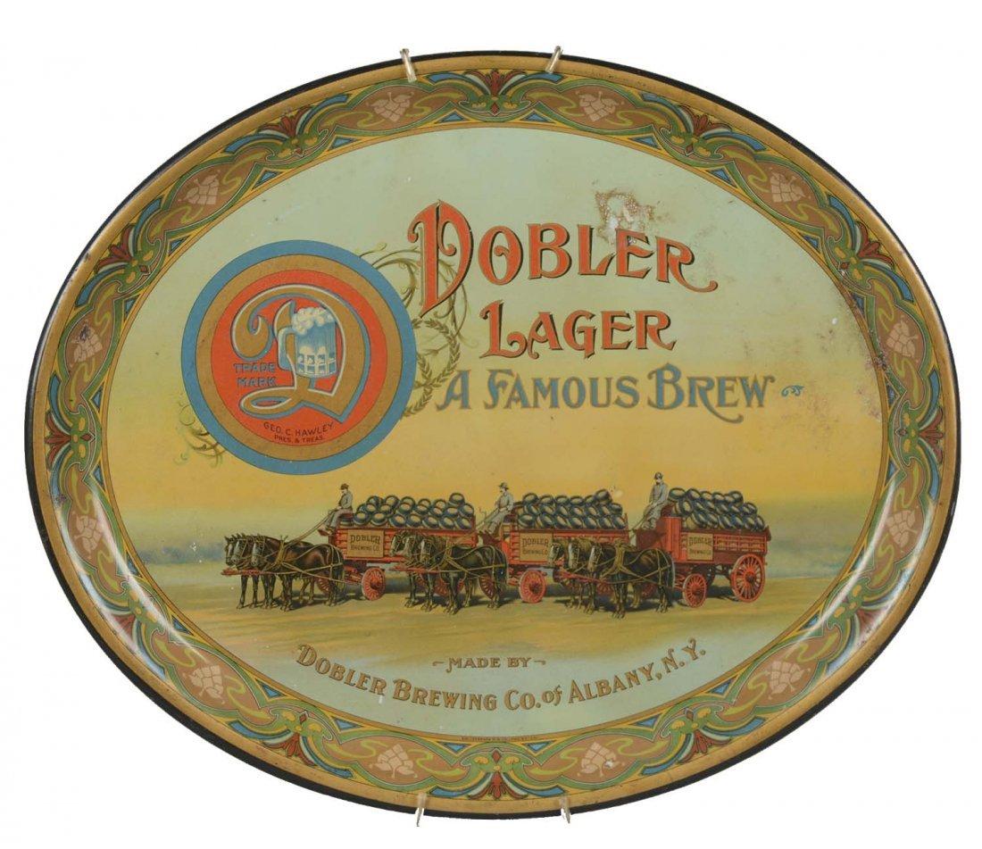 Dobler Lager Serving Tray