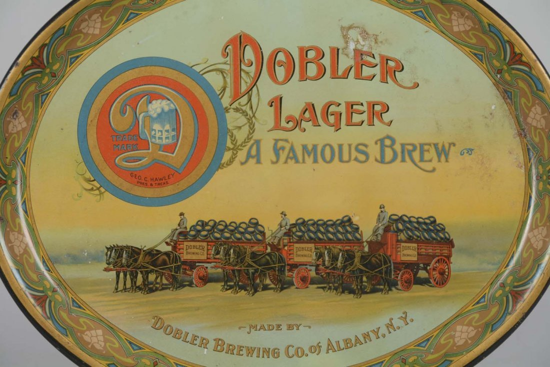 Dobler Lager Serving Tray - 2