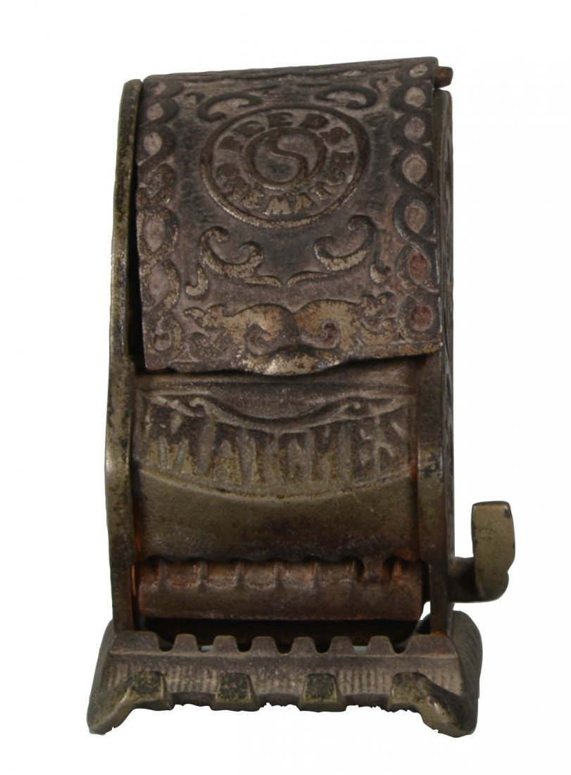 Standard Gum Works Match Dispenser