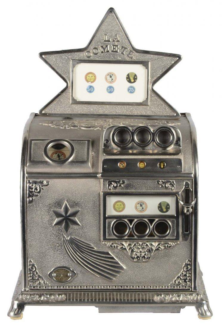 **25¢ Caille Bros. La Comete Slot Machine