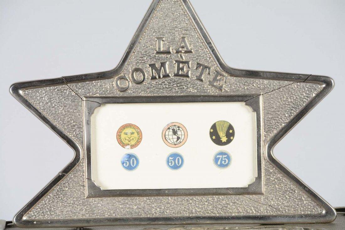 **25¢ Caille Bros. La Comete Slot Machine - 3