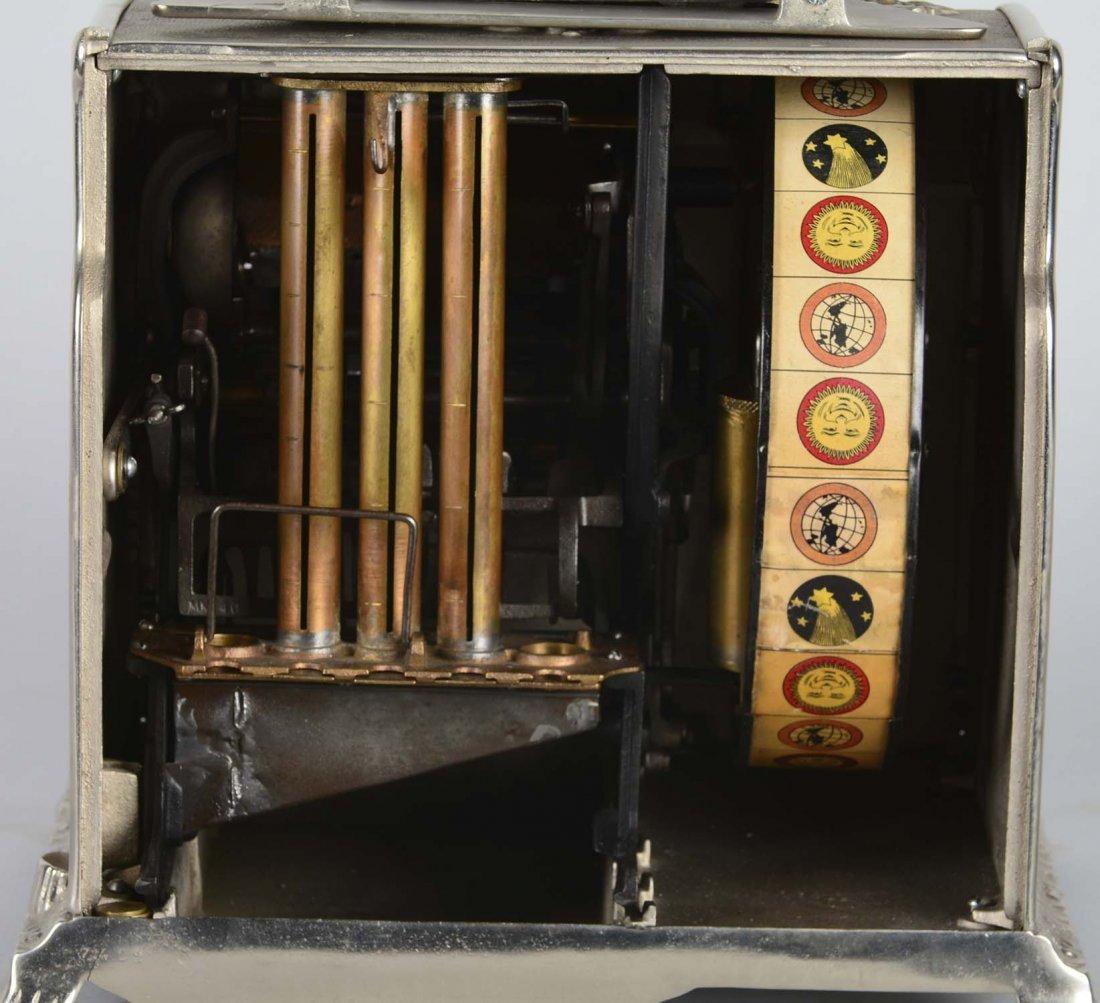 **25¢ Caille Bros. La Comete Slot Machine - 7
