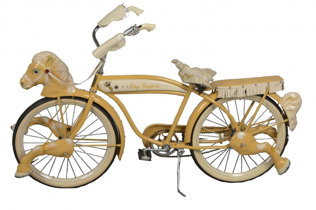 Roy Rogers Horse Bicycle