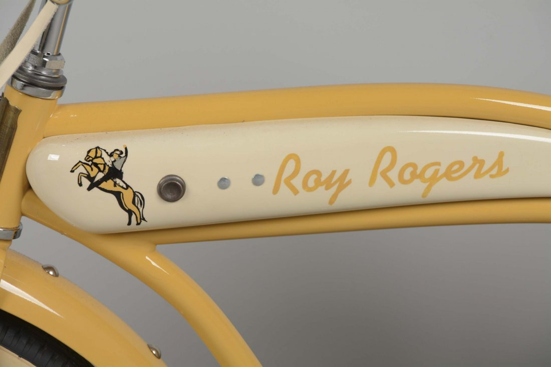 Roy Rogers Horse Bicycle - 2