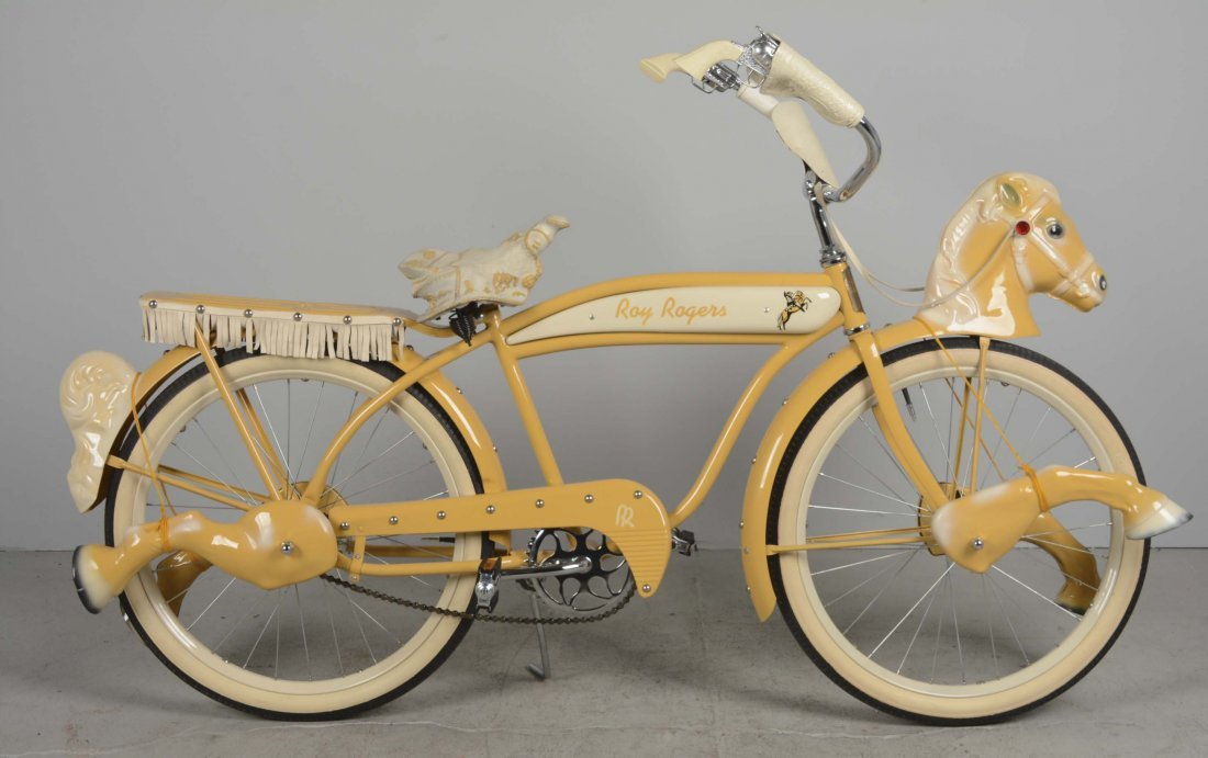 Roy Rogers Horse Bicycle - 3