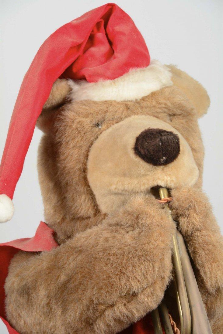 Animatronic Christmas Brown Bear - 2