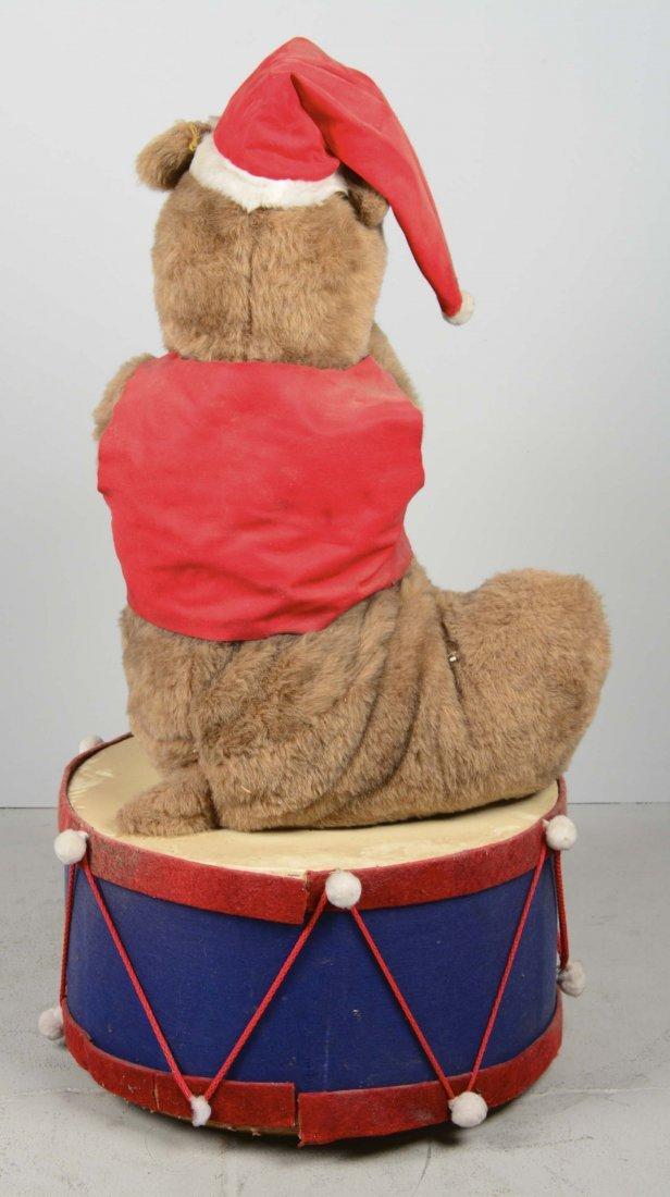 Animatronic Christmas Brown Bear - 3