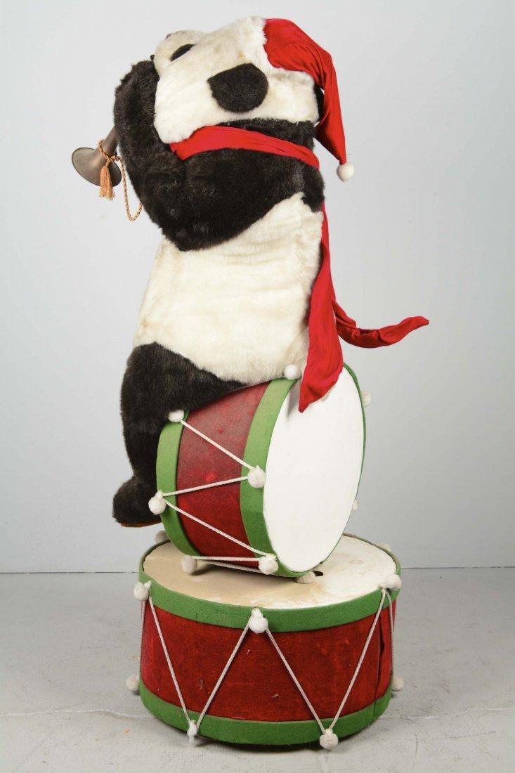 Animatronic Christmas Panda Bear - 3