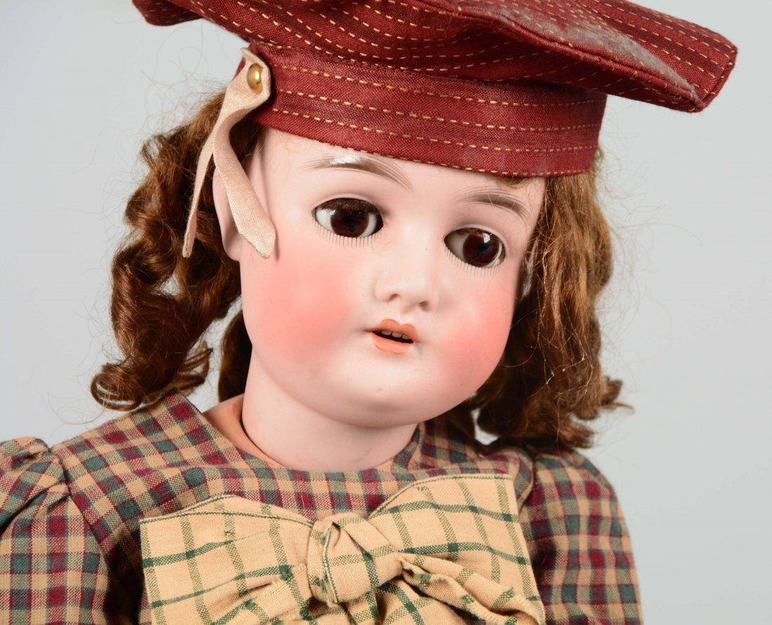 Lot Of 2: German Porcelain and Composite Dolls - 2