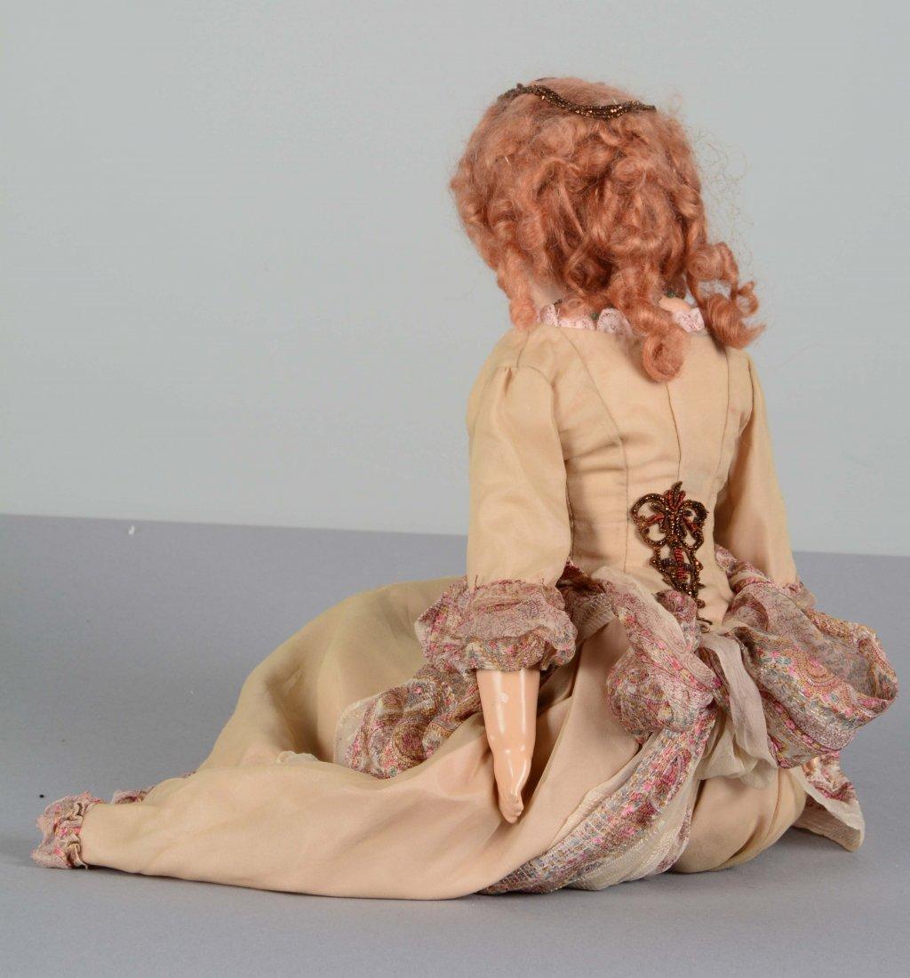 German Paper Mache Doll - 3