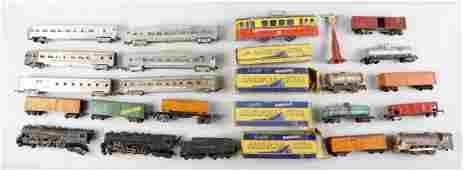 American Flyer Train Lot