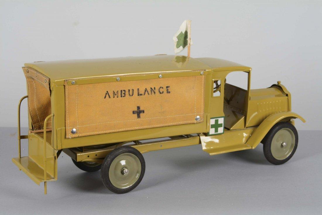 Sturditoy Army Ambulance Truck - 2
