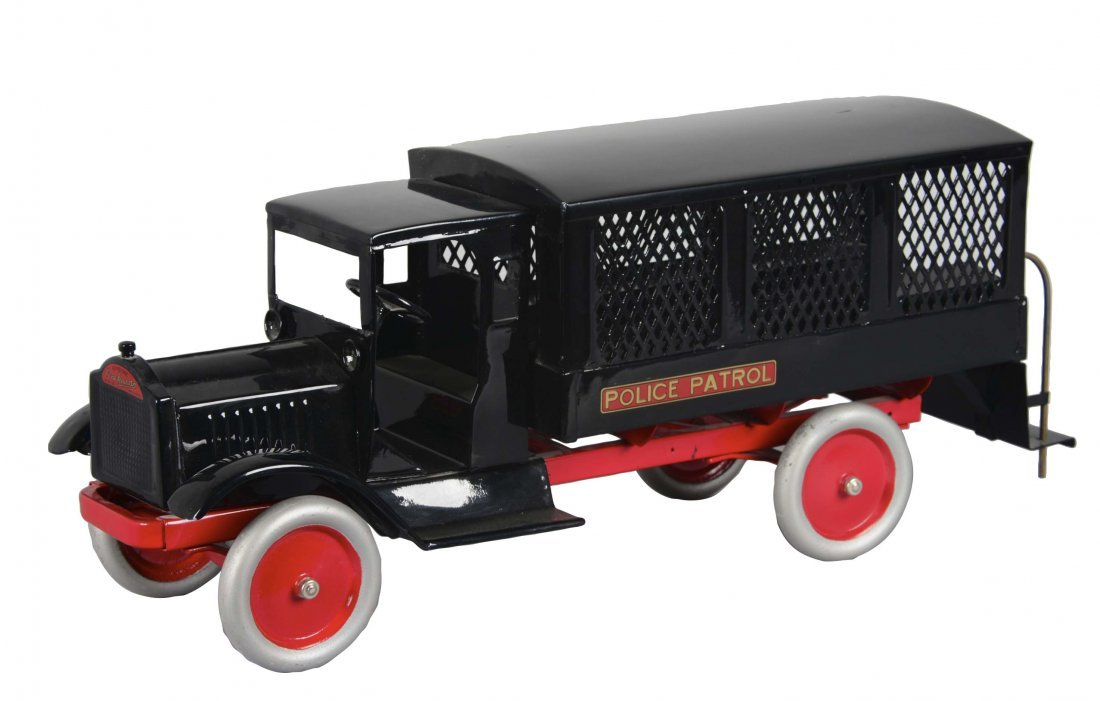 Keystone Police Truck