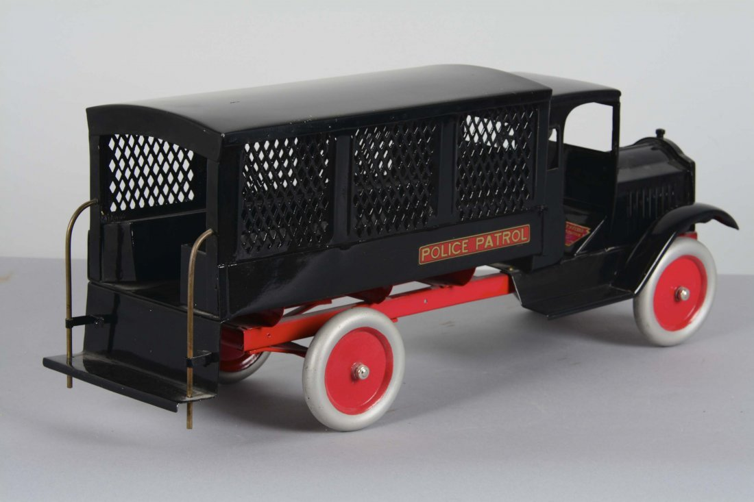 Keystone Police Truck - 2