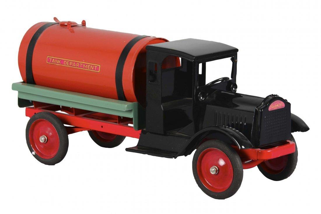 Keystone Packard Tanker Truck